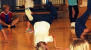 The Social jam breakdance les